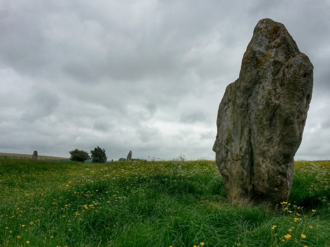 West Kennet Avenue Avebury