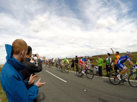 Tour De France Grand Depart Holme Moss