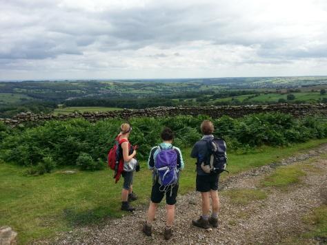 Nidderdale Way Yorkshire Dales Hike