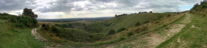 Ridgeway Trail Ivinghoe Beacon hike walk hiking