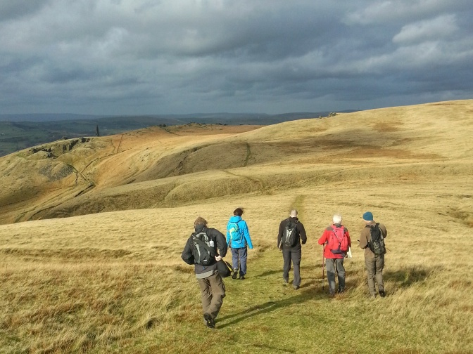 Hiking navigation skills course – a 'refresher'.