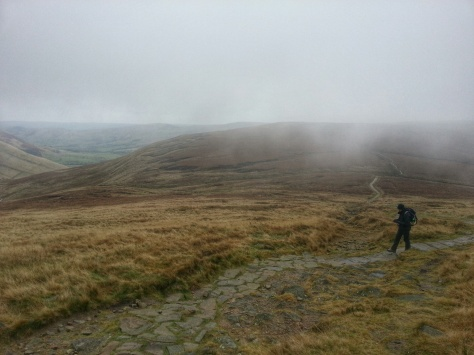 Edale Kinder Low Hike