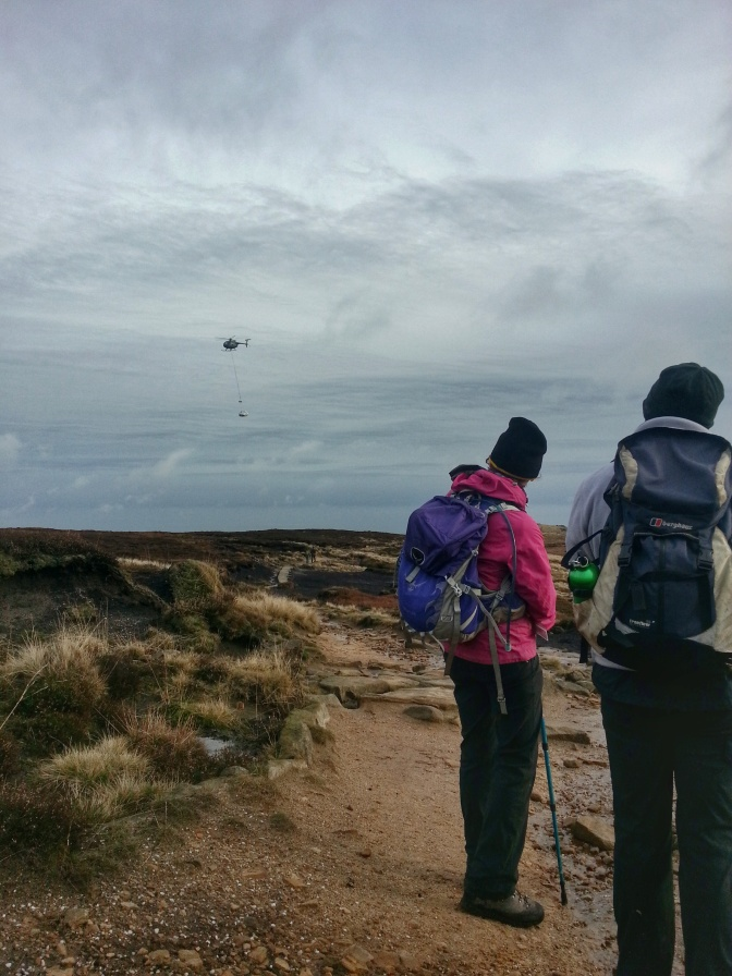 Edale to Kinder Low Circular Hike
