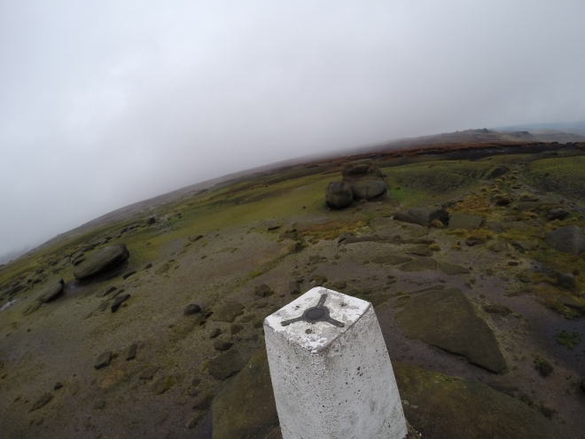 Kinder Low Trig GoPro Hike photo