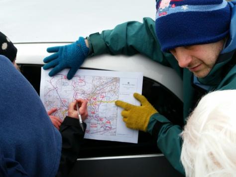 National Trust Hare Survey 2015