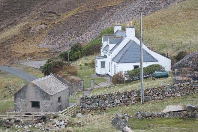 Carnish Crofts isle of lewis