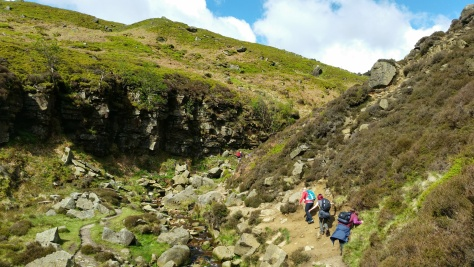 Edale Kinder Scout Hike Outdoor Bloggers